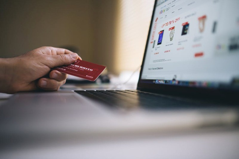 Online payments vs credit cards