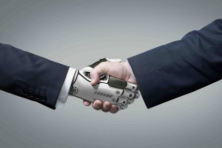 Robots take over the financial world