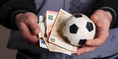 Betting in football