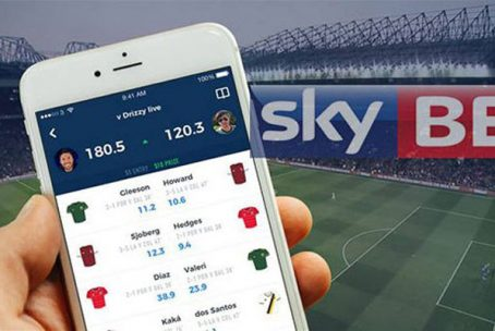 Sky Bet mobile betting