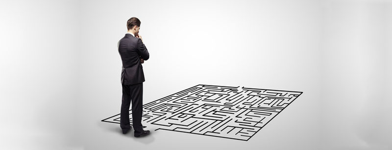 A labyrinth for business decisions