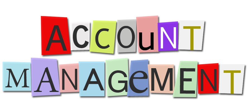 Account management - Letter construction