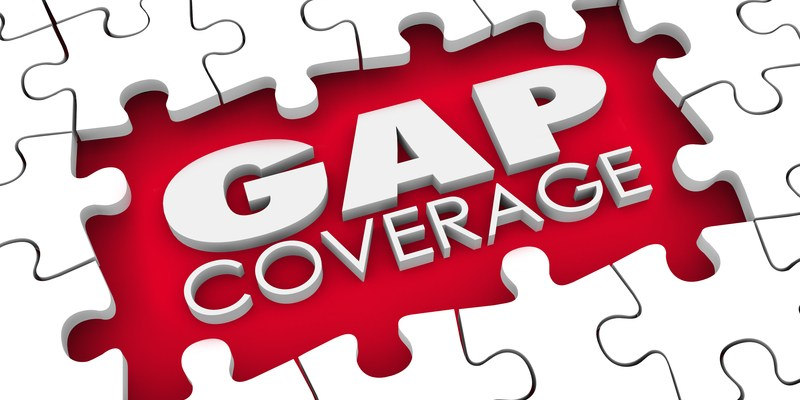 GAP insurance and coverage puzzle