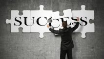 Success puzzle in business