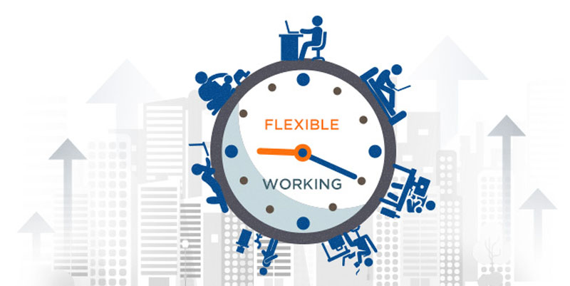 Flexible working representation