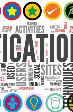 Gamification graphical representation