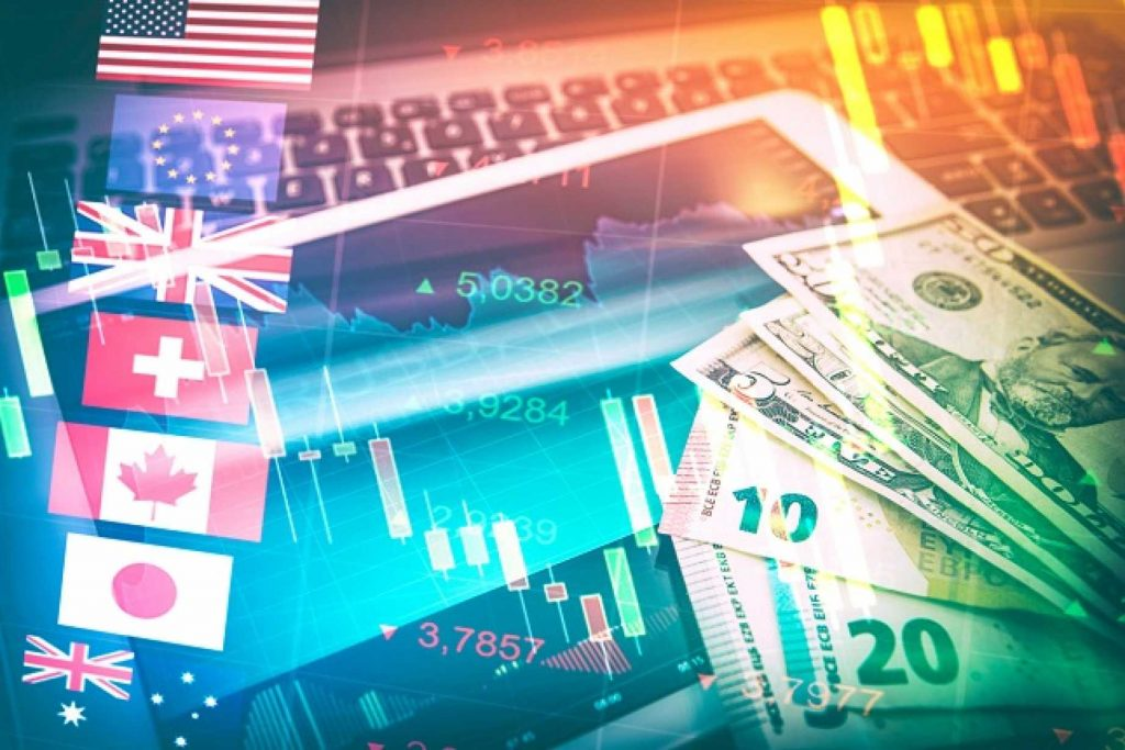 Forex countries graphics