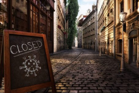 How small businesses are struggling against Covid-19