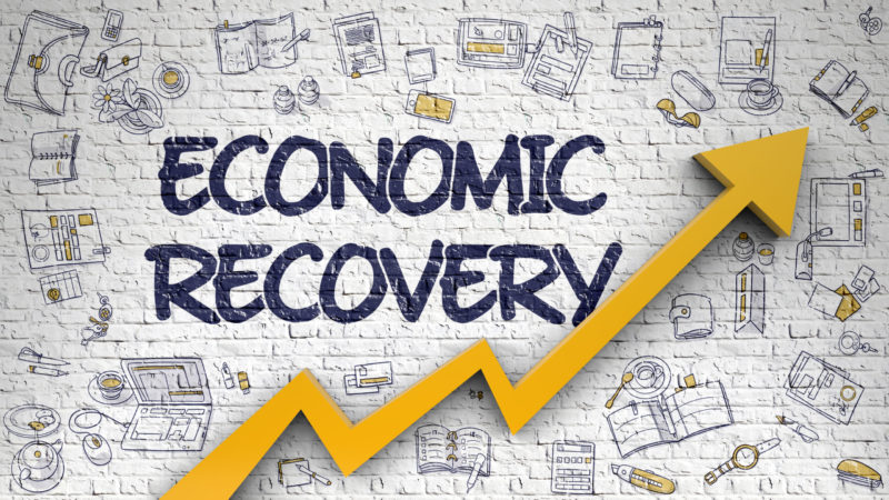 The economic recovery awaits