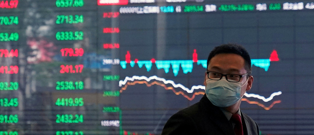 The stock markets adapt to the virus