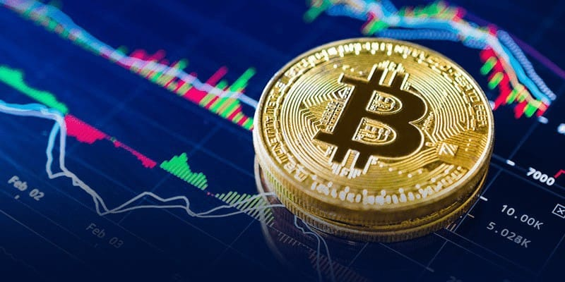 The Bitcoin is highly traded in online markets