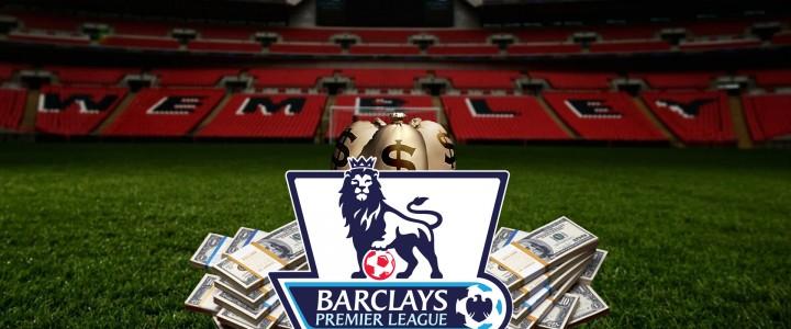 The English Premier League 2013 wallpaper - Big prize money involved