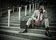 Unemployment despair in Europe