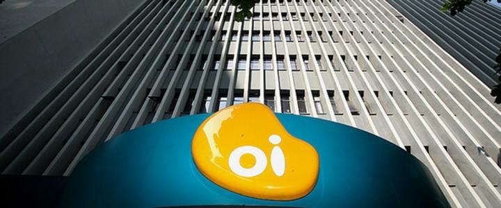 Headquarters of Brazilian telecomunications company Oi