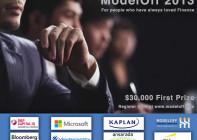ModelOff 2013 flyer and wallpaper