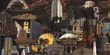 Hollywood wallpaper poster