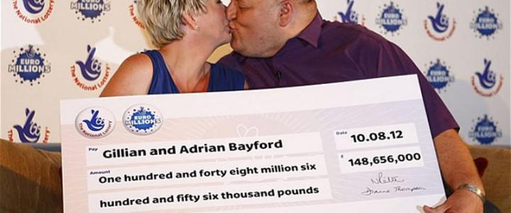 Big lottery ticket winner