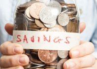 Savings jar
