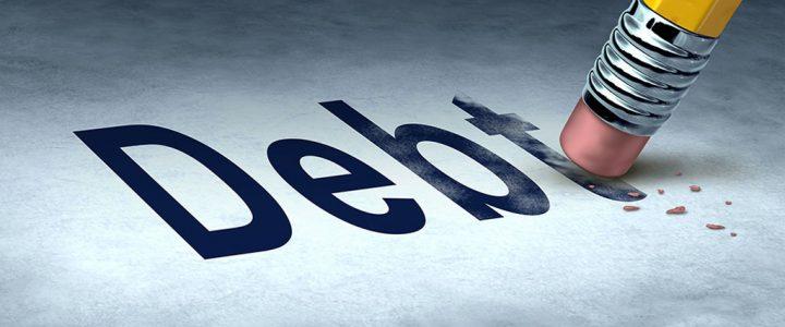Erasing debt from your finances