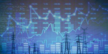 Energy market wallpaper